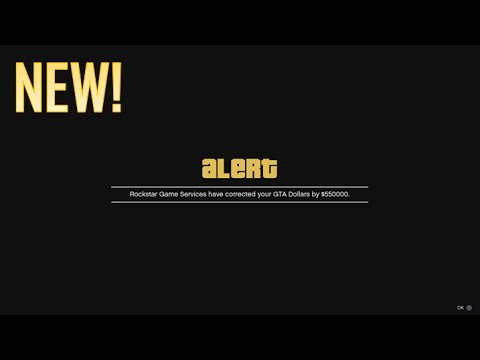 GTA 5 Online How to get your 25% Rebate correction! (After Deadline)