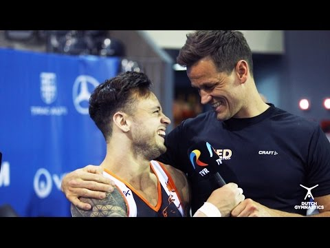 Vlog#3 - Rituelen en overwinningsdansjes - Behind Team NL Dutch Gymnastics