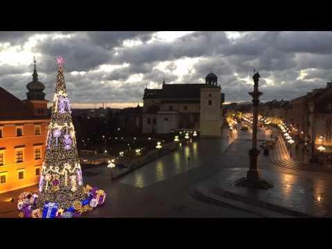 Plac Zamkowy Poranek