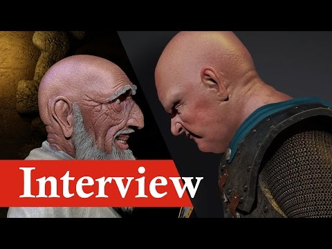 Stronghold Crusader 2 Interview w/ Stephen Richards the Great | Firefly Studios Developer