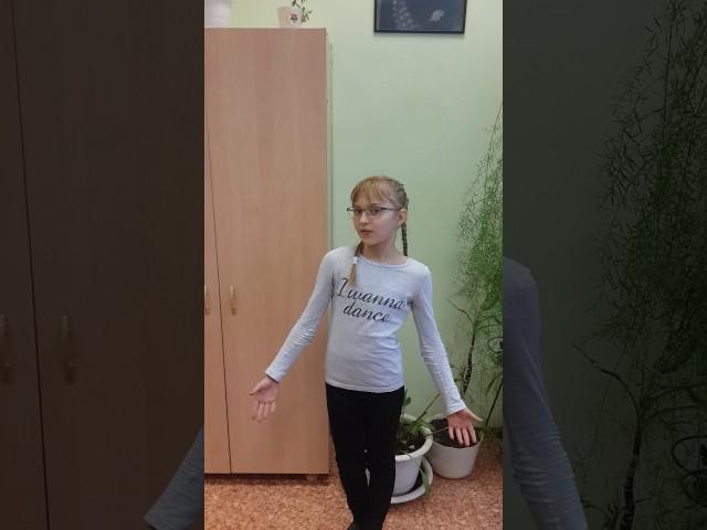 Изображение предпросмотра прочтения – МаринаБарнаева читает произведение «Мартышка и очки» И.А.Крылова