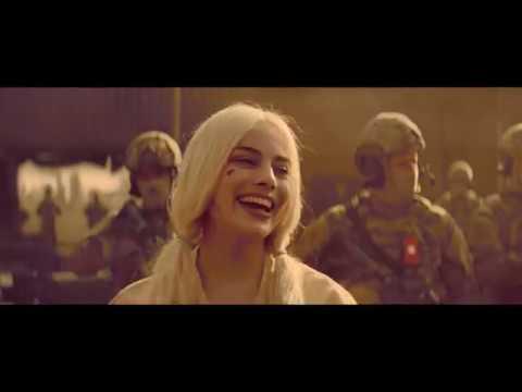 SIA - Fire Meet Gasoline (Harley Quinn & The Joker) [FAN-MADE]