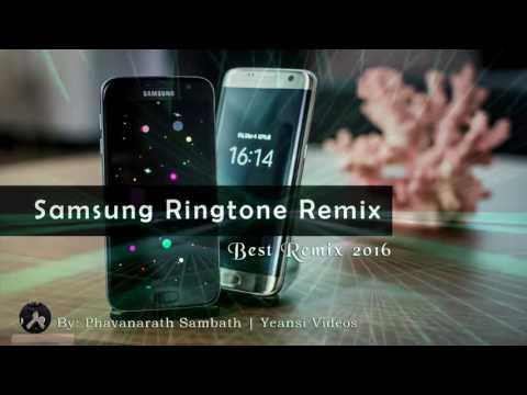 Samsung Ringtone Remix 2016   2020ReMix - Funky Bek Sloy ReMix New By DJ RR