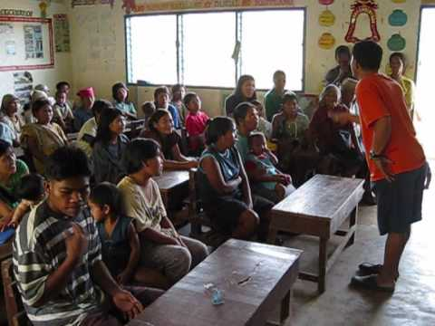 Mangyan Tribal People Mindoro Philippines