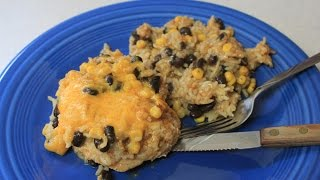 Southwestern Fiesta Skillet Dinner