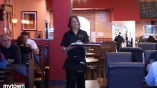 restaurant in Falkirk   La banca restaurant
