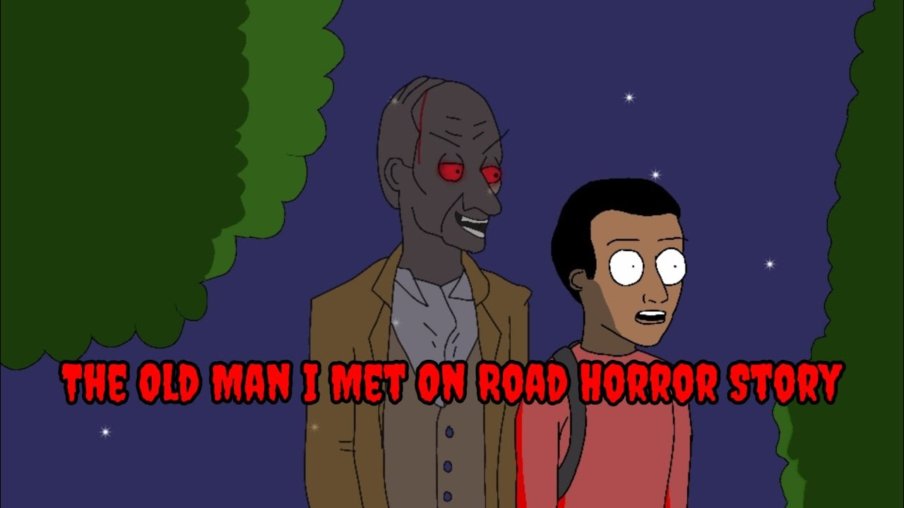 The Old Man I Met On Road Horror Story || Animated Horror Story In Hindi || Samarth Horror Stories