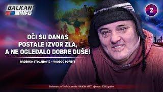 INTERVJU: Voodoo Popeye - Oči su postale izvor zla, a ne ogledalo dobre duše! (25.1.2020)