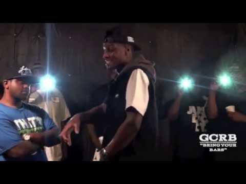 GCRB Galveston County Rap Battles - 1st Edition