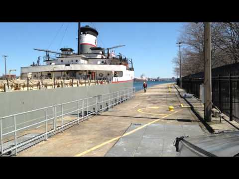 Great Lakes Freighter Saginaw  Lower Lakes Towing