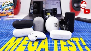 🎧 TOP 10 True Wireless Bluetooth sluchátek: Apple, Bose, Samsung, TicPods a další | #WRTECH