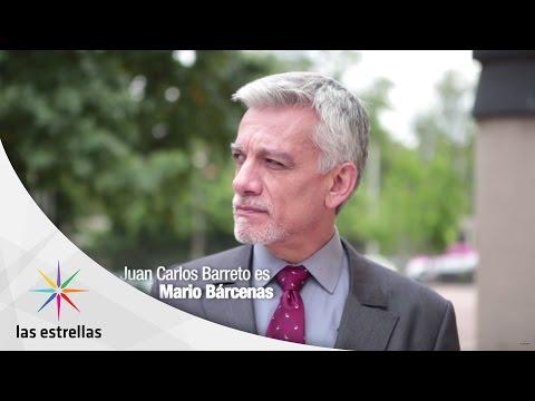 Juan Carlos Barreto es Mario Bárcenas | #GranPremierLaCandidata