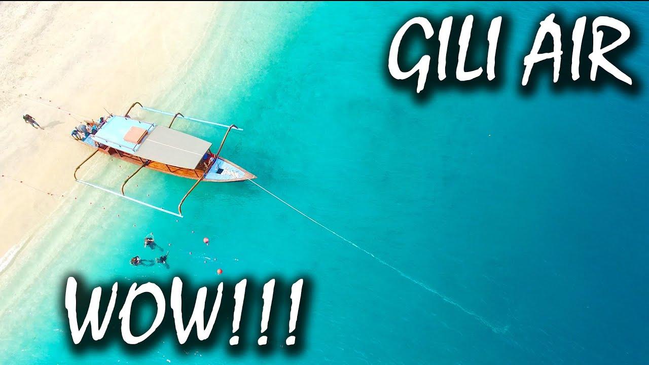 Gili Air Die Perfekte Insel Indonesien Vlog 42 Youtube