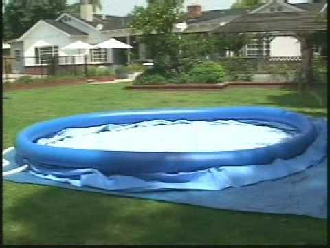 piscina intex 305x76 cm funnydog tv. Black Bedroom Furniture Sets. Home Design Ideas