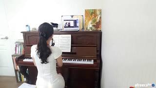 Chopin Prelude Op.28 No.4 쇼팽 프렐류드 4번 - 비오는 날 피아노 연주, 레슨 생방송 (아프리카 TV) 피아노 독학