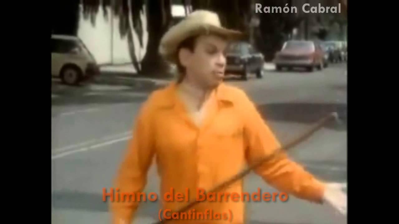 cancion el barrendero cantinflas