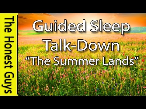 GUIDED SLEEP TALK DOWN - The Summer Lands