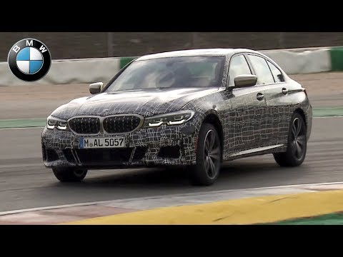 2020 BMW M340i xDrive | Track Driving, Interior, Exterior (Camouflaged Prototype)