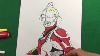 Video ULTRAMAN NEXUS Half Body Coloring Pages SAILANY Coloring Kids download MP3, 3GP, MP4, WEBM, AVI, FLV September 2019