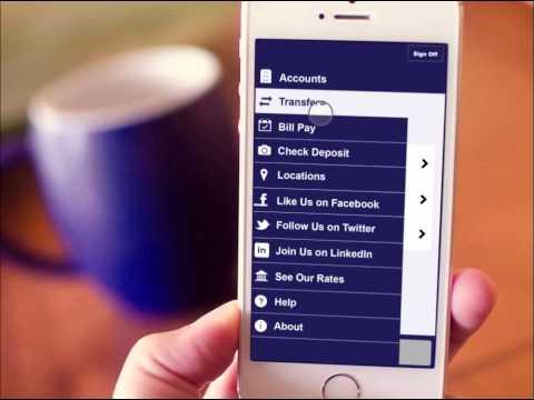 Mobile Banking Demo