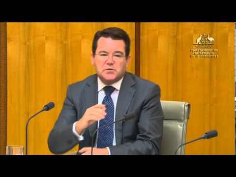 Senator Dean Smith - Questions to Australian National Audit Office