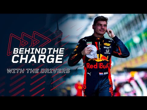 Behind The Charge With Alex Albon and Max Verstappen