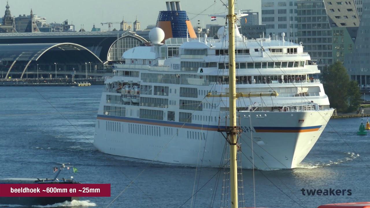 Cruise aansluiting verhaal
