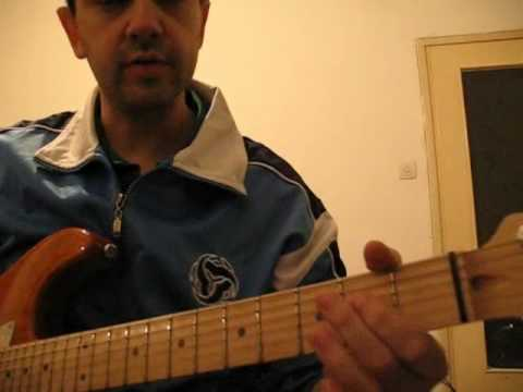 I Love Rock N Roll Chords Riff Guitar Lesson Youtube