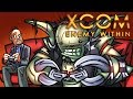 AngryJoe vs Totalbiscuit REMATCH! XCOM Enemy Within