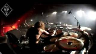 Children of Bodom - Chaos Ridden Years, Hate Crew Deathroll - Stockholm Knockout Live, 2006.