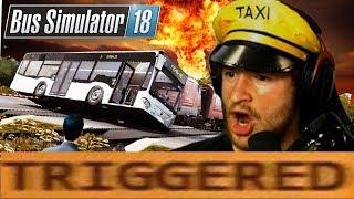 Ich hasse Bus fahren! | Bus Simulator 18