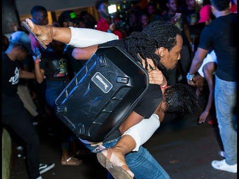 "UTECH ""Raw NRG Dancehall Endurance"" Oct. 20, 2017 [Full Coverage] FULL HD"