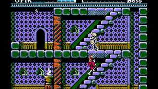 8 Eyes (NES) - No Death Walkthrough