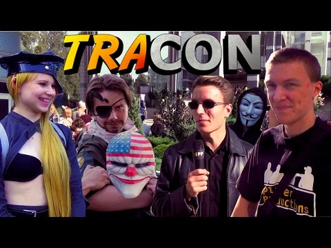 Tracon 9 13.09.-14.09.2014 (now with fixed frame rate!)