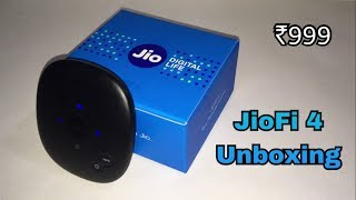 ✪ JioFi 4 Unboxing and Overview ✪ StarTech Tips ✪