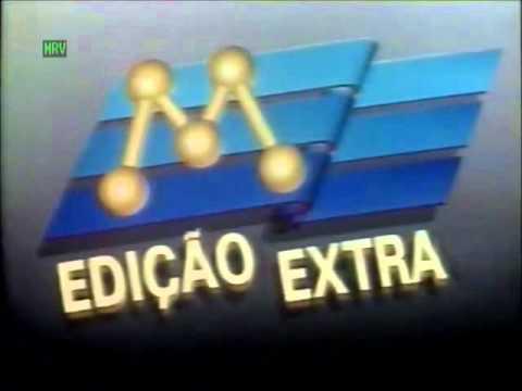 Vinheta: Manchete Esportiva - Edição Extra (1990)