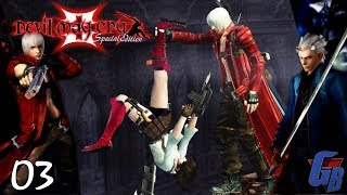 Devil May Cry 3 Let's Play [03]