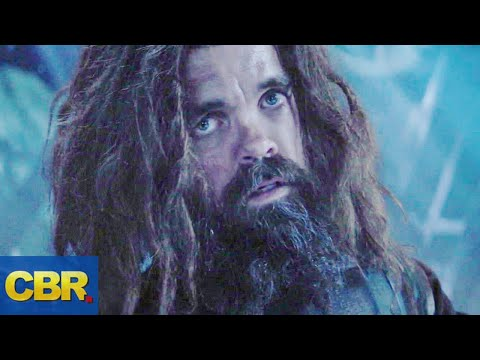 What Nobody Realized About Eitri's Appearance In Marvel's Avengers Infinity War