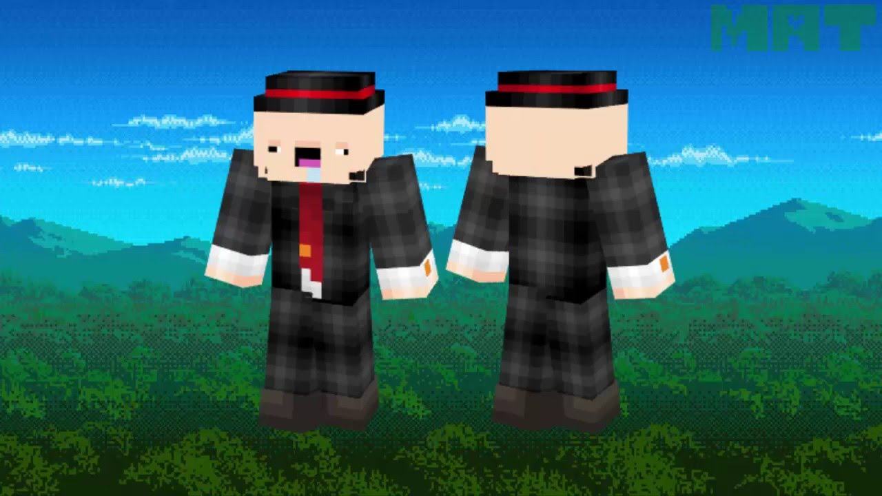 baby in a tux minecraft skin youtube