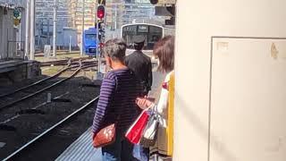 鹿児島本線811系普通列車