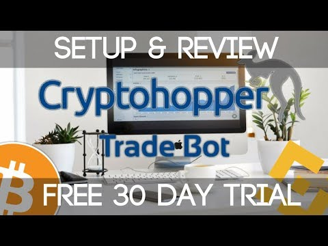 The Best Automated Crypto Trading Bot | CryptoHopper