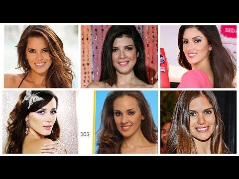 Modelos Peruanas (famosas, reinas de belleza)- Peruvian Female Models (famous beauty contestans)