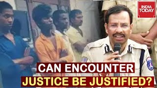 Hyderabad Accused Killed: Can Encounter Justice Be Justified? | India First