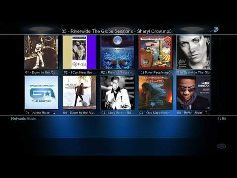 Mede8er Music Jukebox (Firmware 2.0.7) or higher demo
