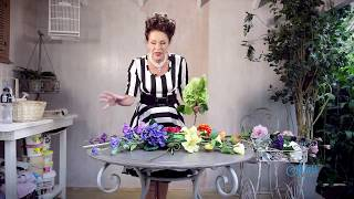 The Fundamentals of Floristry: The Basics of Colour in Floral Designs