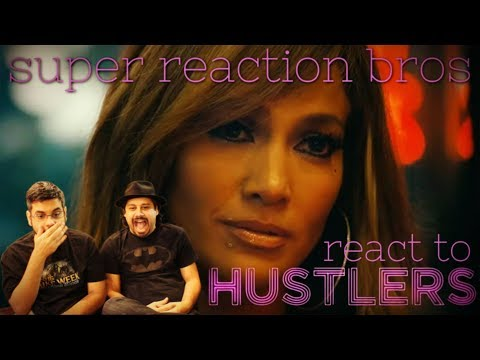 SRB Reacts to HUSTLERS | Official Trailer 2