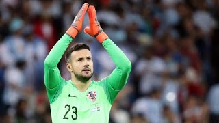 Danijel Subasic 2018 · The wall Croatin · Skills, INSANE DEFENSES | Football BR