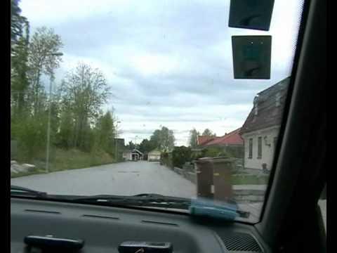 Travel Sweden (E-18 Road of Sweden.)