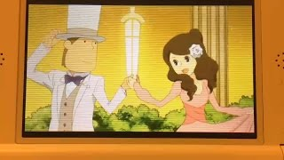 NEW cutscenes for Professor Layton and the Miracle Mask Plus [JP]