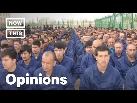 How China Is Detaining Millions Of Muslims | Opinions | NowThis